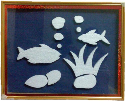 Framed Thermocol Crafts In Udaipur Rajasthan Utm Creations