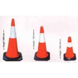 Traffic And Construction Zone Regular Cones