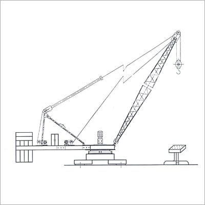 Hydraulic Cranes Repairing And Maintenance Services
