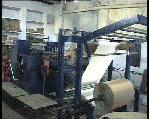 Paper Carry Bag Machine