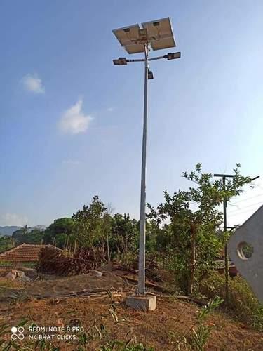 Solar Electric Lighting System