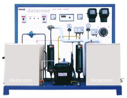 Water Heat Pump Test Rig