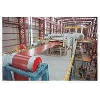 Industrial Color Coating Lines