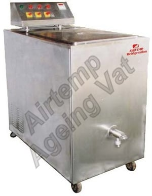 Ageing Vat Machine With Low Power Comsumption