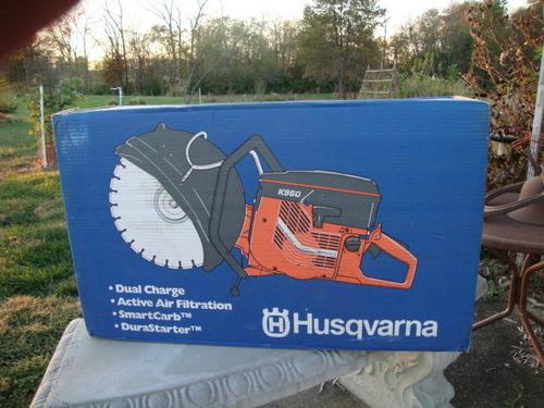 Husqvarna K960 Power Cutter 14 Inch Husqvarna Chop Saw
