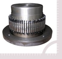 Grid Spring Resilient Coupling