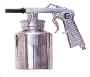 Air Under Coating Gun