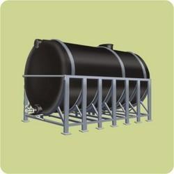 Horizontal Cylindrical Tank