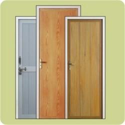 Pvc Medium Door