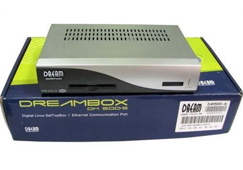 DreamBox DM500S DM500 Set Top Box Satellite Receiver at Best