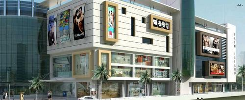 Shopping Malls Construction Projects in  New Area