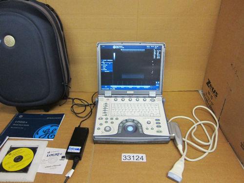 GE LOGIQ e Portable Ultrasound Machine