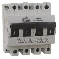 Mechanical Change Over Switches