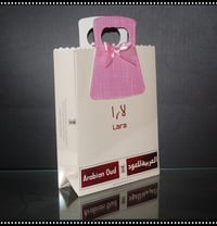 Paper Bag With Ribbon