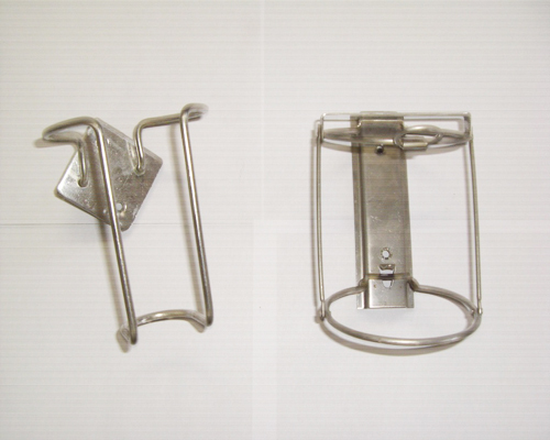 Ss Bottle Stand