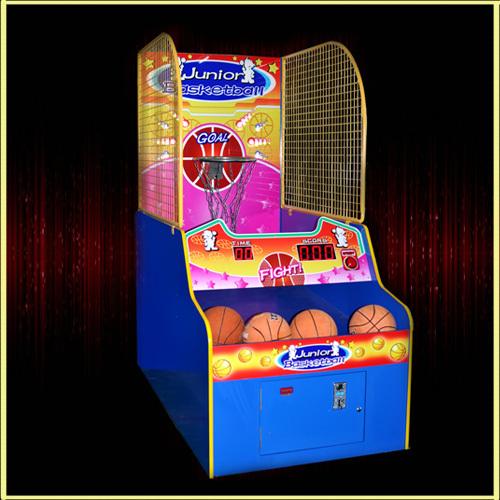 Hot Redemption Machine-Junior Basketball (CY-012)
