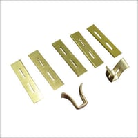 Brass Metal Stamped Components