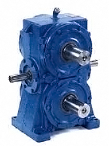 Worm Gear DuoDrive (Pinch Roll)