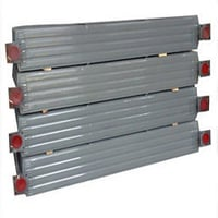 Square Flange Type Radiator