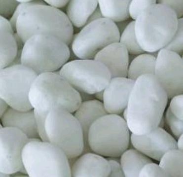 Snow White Pebbles In Pune Maharashtra Mangal Marbles