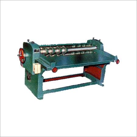 Four Bar Rotary Cutting & Creasing Machine in  27c-Sector