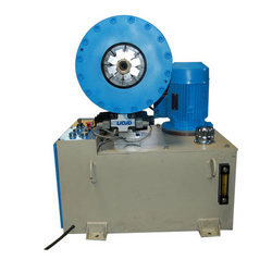 Horizontal Crimping Machine (Model HZ - 300)