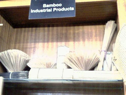 Bamboo Industrial Products