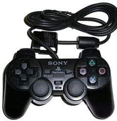 PS2 Game Controller
