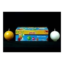 Ball Candles With Stand