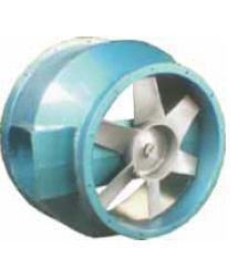 Bifurcated Fan