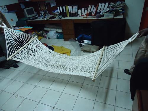 Cotton Rope Sleeping Hammock