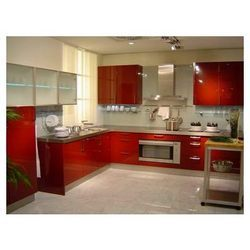 Modern Modular Kitchen In Nit