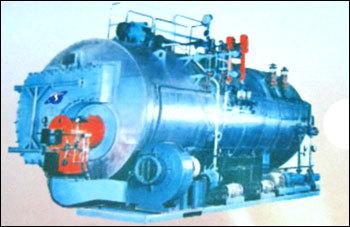 Shell Pack Type Boiler