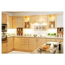 Astonishing Square Modular Kitchen Acme Woodtech 2 H 136 B Near Interior Design Ideas Lukepblogthenellocom