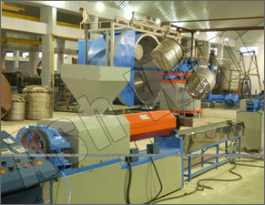 Compounding Extrusion Line