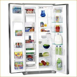 Refrigerators - Wrsz28vbg(W/M)