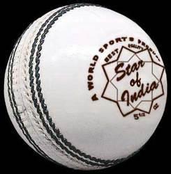 Star of India White Ball