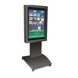 Electronic Scrolling Display