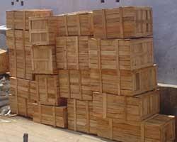 Hard Wood Box