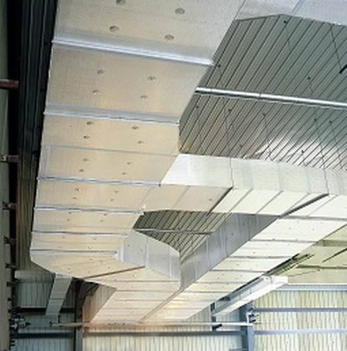 Pre-Insulate Duct Panel