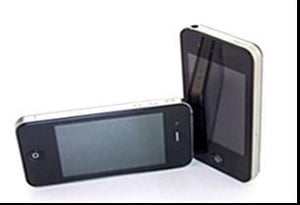 O166 Dual Mode CDMA/GSM 4G 3.5 Inch Touch Screen Cell Phone