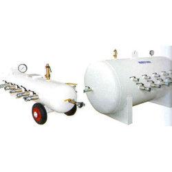 Tank-Type Air Receiver Manifolds