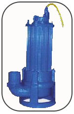 Submersible Light Weights Sludge Pump