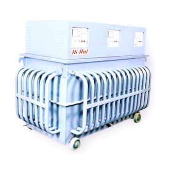 3 Phase Oil Cooler Servo Voltage Stabilizer