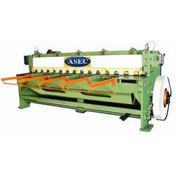Under Crank Guillotine Shearing Machine