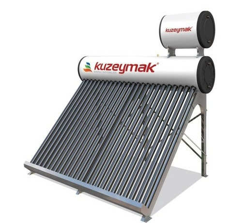 KM24-150-S Non-pressurized Solar Water Heater with Evacuated Tubes