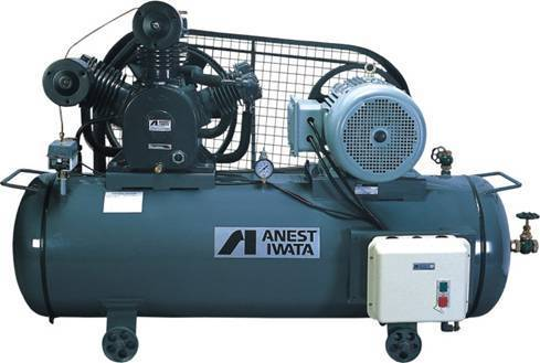 Quality Checked Anest Iwata Air Compressor