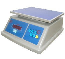 Splash-proof Weighing Scale