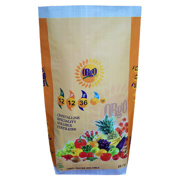 BOPP Multicolor Bags