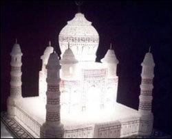Marble Craft Taj Mahal